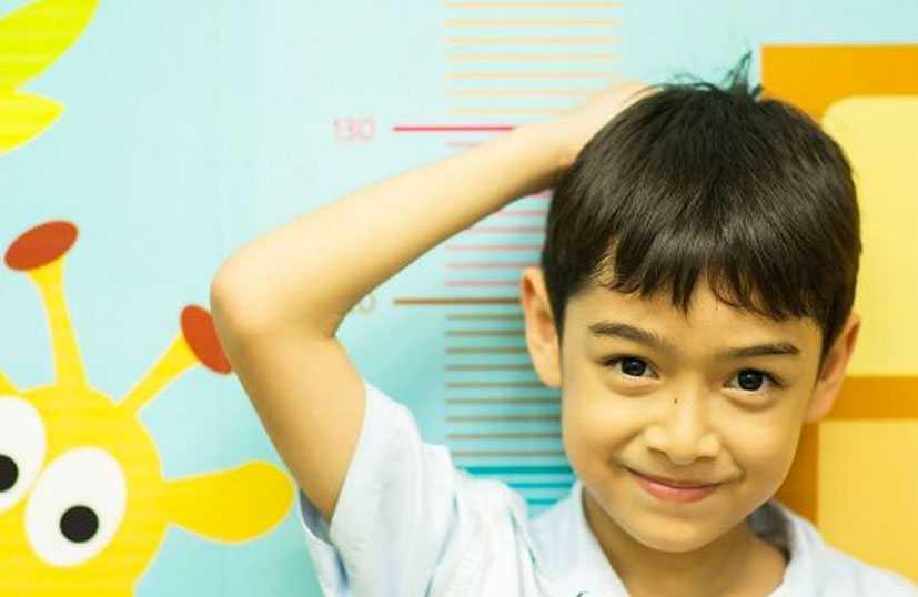 Dá para saber a altura que meus filhos terão ao crescer?