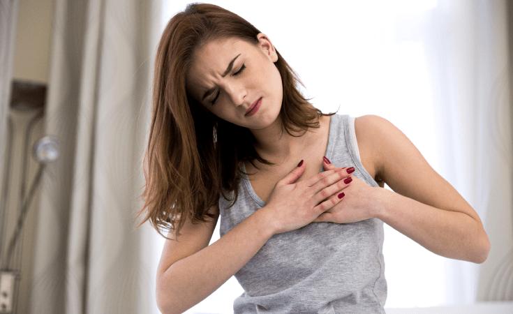 Sente dores no peito? Agende um cardiologista!