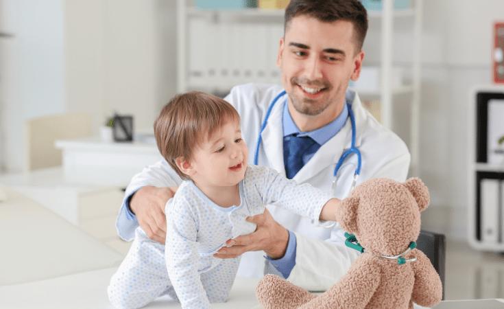 Pediatria: até quando devo levar meu filho?